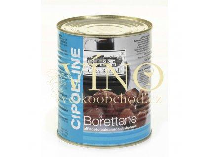 cipolline borettane all aceto balsamico 800g
