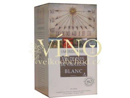 Akce ihned Marrenon Bag-in-Box 10 l VdP bílé francouzské víno