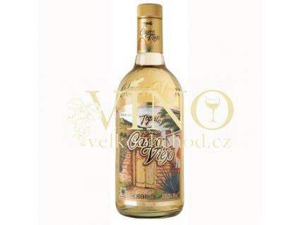 Casco Viejo Joven zlatá tequila 0,7 l 38% destilát z agáve