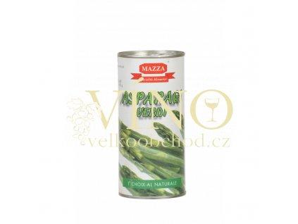 asparagi verdi in aqua 450ml