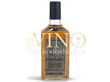 El Jimador Anejo tequila 0,7 l 38% destilát z agáve