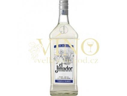 El Jimador Blanco tequila 0,7 l 38% destilát z agáve