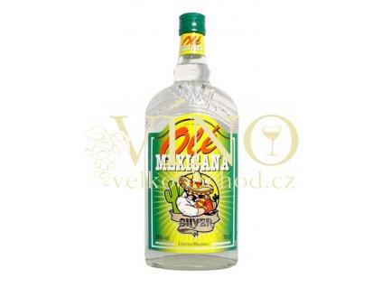 Olé Mexicana Silver Tequila 0,7 L 38% destilát z agáve