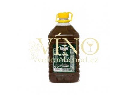 olio di sansa di oliva 5l