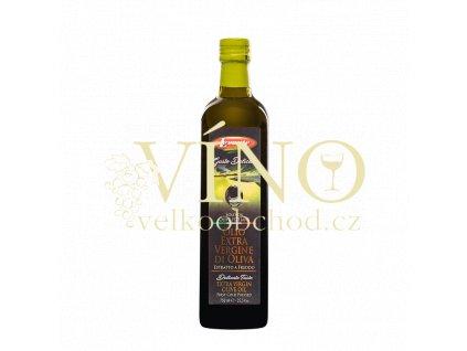 olio extra vergine d oliva levante 750ml