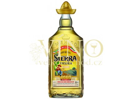 Sierra Tequila Reposado 0,7 L 38% destilát z agáve