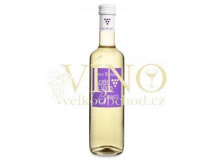 aceto di vino bianco 500ml