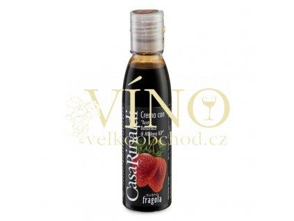 aceto balsamico crema fragola 150ml