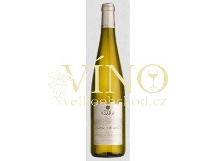 Víno Chateau Ksara Blanc de Blancs 2015 Libanon