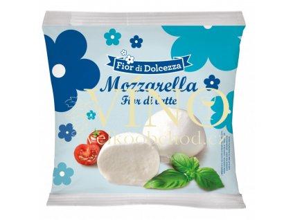 mozzarella fior di latte dolcezza 1 ks 100g
