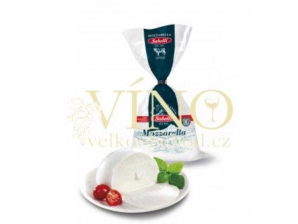 mozzarella fior di latte 250g