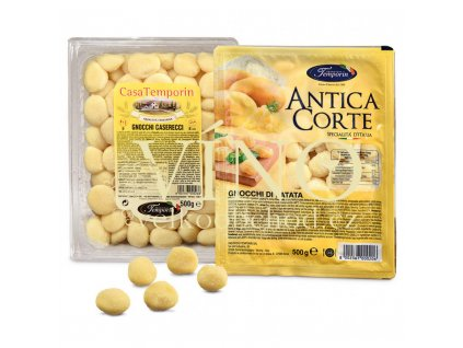 gnocchi di patate fresche caserecci 500g