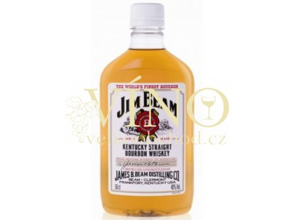 Jim Beam bourbon white 0,5 L 40%
