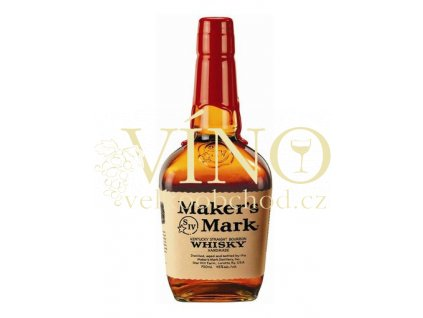 Maker`s Mark 0,7 L 45% bourbon