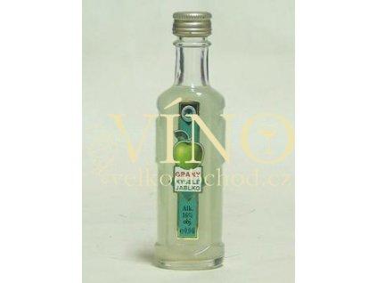 Granette & Starorežná Prostějov Kyselé jablko 0,04 L 16% likér