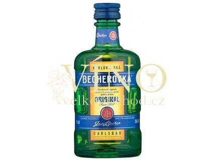 Akce ihned Becherovka 0,05 L 38% likér
