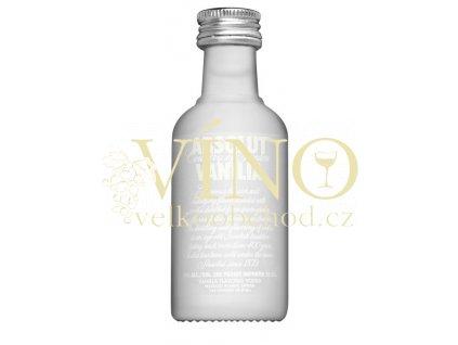 Absolut vanilia 0,05 L 40% vodka vanilka