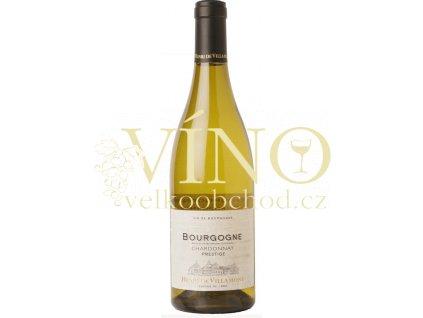 Henri de Villamont Bourgogne Chardonnay  AOP 0,75 l
