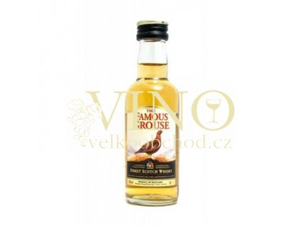 Matthew glosy & Son Ltd. Famous Grouse 0.05 L 40% whisky