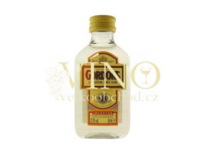 Gordons London Dry Gin 0.05 L 37,5%
