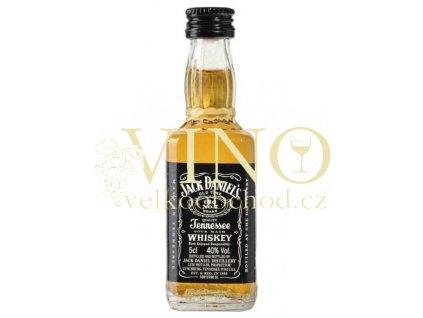Jack Daniel`s 0,05 L 40% whisky