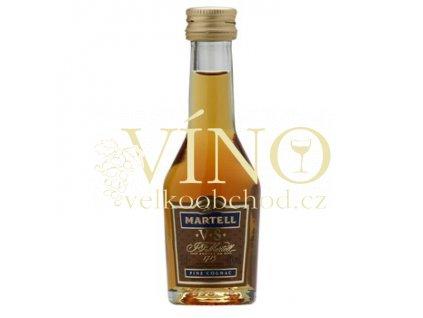 Martell VS 0,03 L 40% cognac