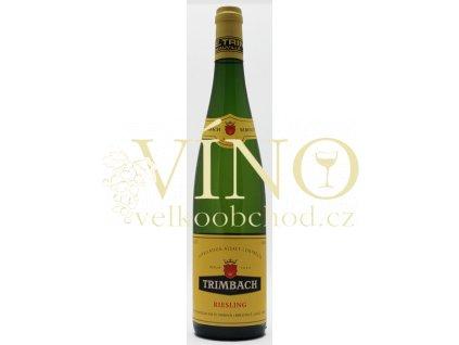 F.E. Trimbach Riesling 2018 AOC 0,75 l francouzské bílé víno z Alsace
