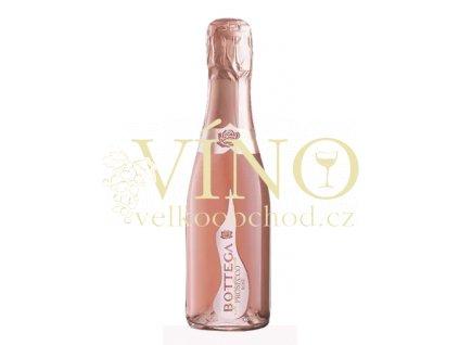Prosecco Bottega Rose Spumante 0.2L mini