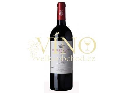 Ornellaia Le Serre Nuove italské červené víno z oblasti Toscana
