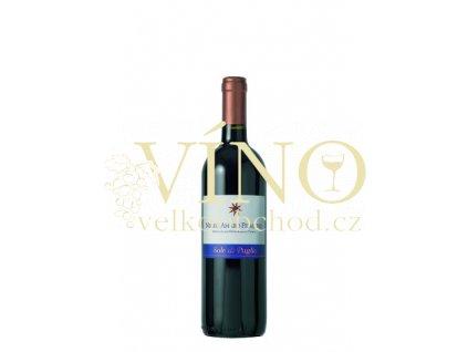 Tinazzi Negroamaro IGT 0,75 L suché italské červené víno z Puglia