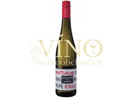 Nico Rosch Riesling Hauptsache Qualitätswein feinherb