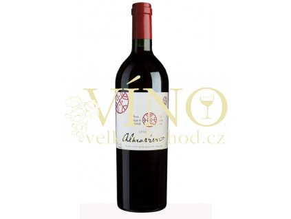 Philippe de Rothschild & Concha y Toro Almaviva 2017 chilské červené víno z oblasti Maipo Valley