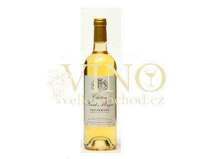 Bordeaux vins - Sauternes - Château Haut-Mayne 2018- 0,375L