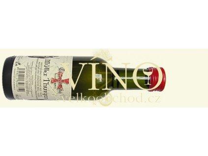 Akce ihned Templářské sklepy Mini Müller Thurgau jakostní 0,187 L suché moravské bílé víno