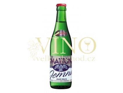 Mattoni 0.33 l SKLO přírodní jemně perlivá