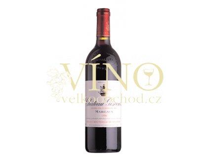 Margaux - Chateau Giscours 2014 Grand cru classé  Bordeaux vins