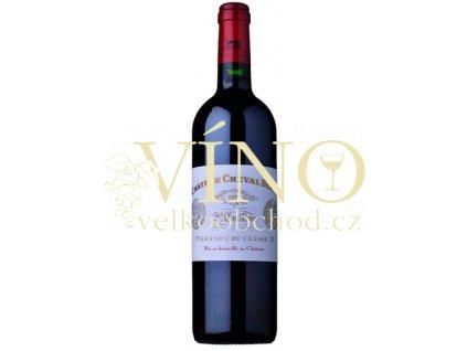 Saint-Emilion - Château Cheval Blanc 1996 1er Grand cru classé A , Bordeaux vins