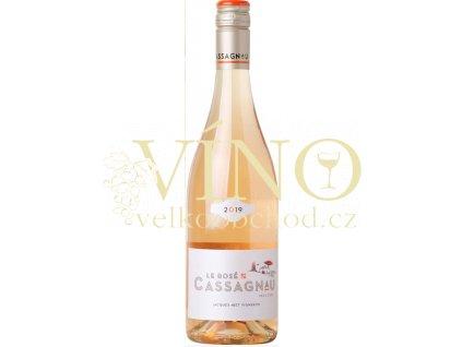 Le Rosé du Cassagnau 2019