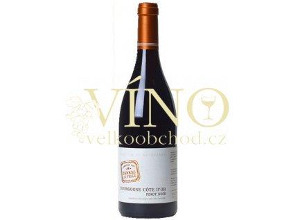 Domaine des Terres de Velle - Bourgogne Côte d'Or Pinot noir 2018