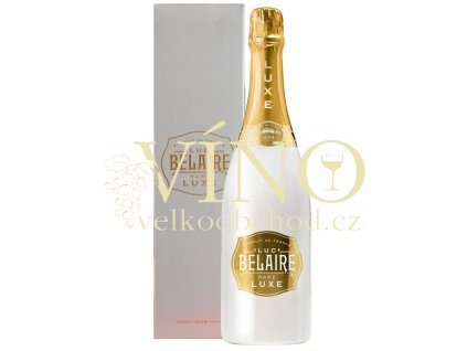 Luc Belaire Luxe Blanc Demi Sec 0,75 l
