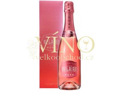Luc Belaire Luxe Rosé Demi Sec 0,75 l