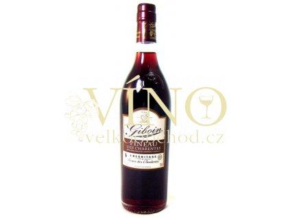 Giboin Pineau Des Charantes Rouge 0,7l