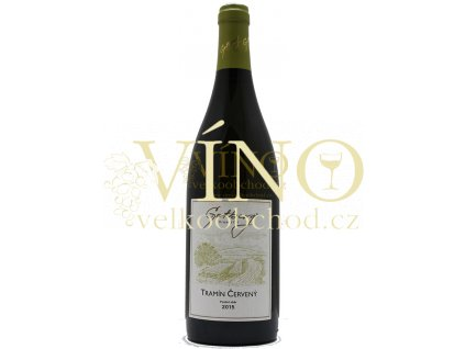 Gotberg Tramín červený 2015 pozdní sběr 0,75 L polosuché bílé víno
