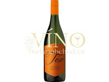 Pascual Toso Chardonnay Estate 2019
