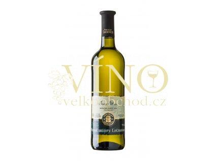 Znovín Znojmo Irsai Oliver moravské zemské víno 2020 Vinné sklepy Lechovice
