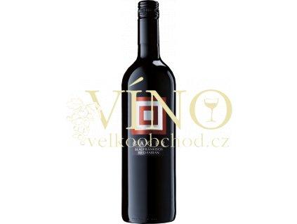 Gager, Blaufränkisch Ried Fabian 0,75 l suché červené víno