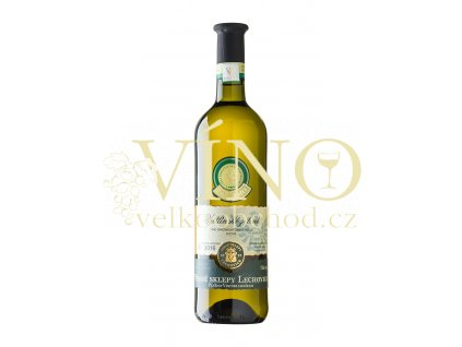 Znovín Znojmo Veltlínské zelené VOC Znojmo 2016 Vinné sklepy Lechovice