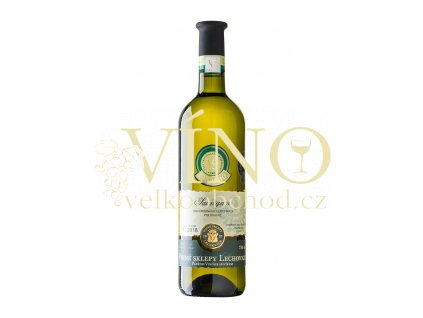 Znovín Znojmo Sauvignon VOC Znojmo 2018 Vinné sklepy Lechovice