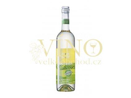 Znovín Znojmo Green Sauvignon pozdní sběr 2019