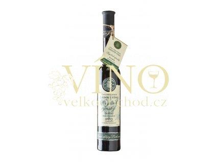 Znovín Znojmo Ryzlink rýnský ledové víno 2013 Vinné sklepy Lechovice